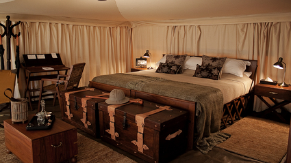 8-Day Fly In Luxury Tanzania SkySafari